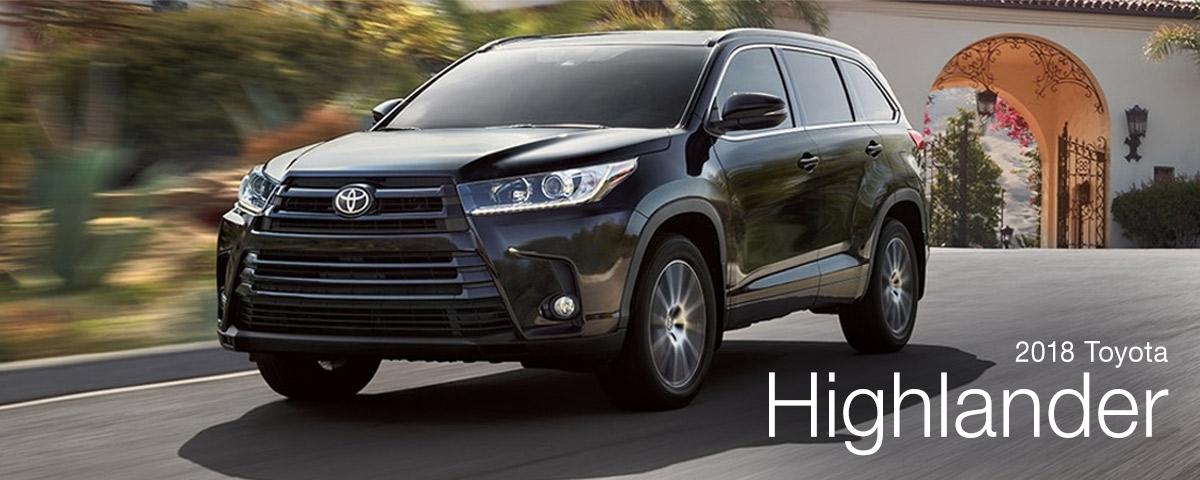 Prince Toyota | 2018 Highlander