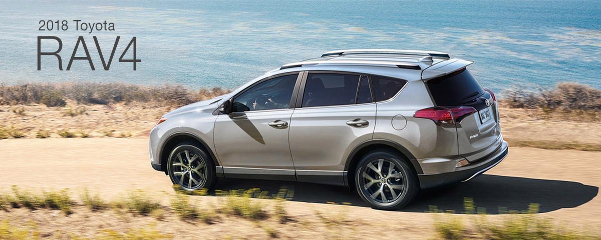 2018 Toyota RAV4 vs. 2018 Nissan Rogue | Gainesville FL ...