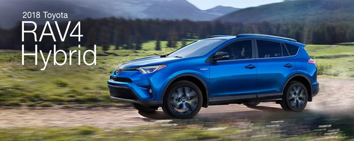 Prince Toyota | 2018 Rav4 Hybrid