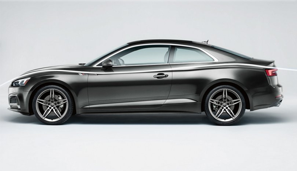 Audi A5_Coupe 2019
