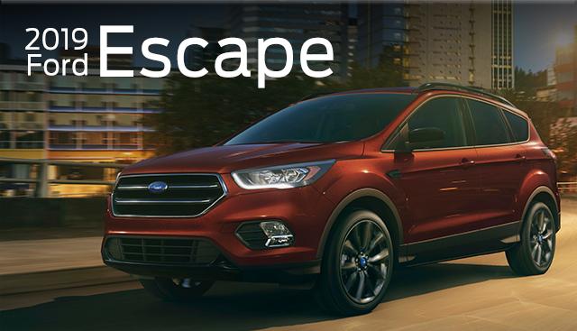 Ford Escape Vs Chevy Equinox >> 2019 Ford Escape Vs 2019 Chevy Equinox