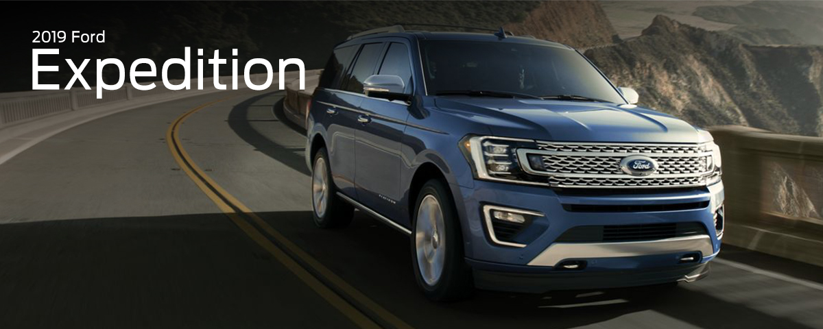 2019 Ford Expedition vs. 2019 Chevrolet Tahoe