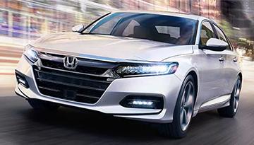 Honda Accord Driving