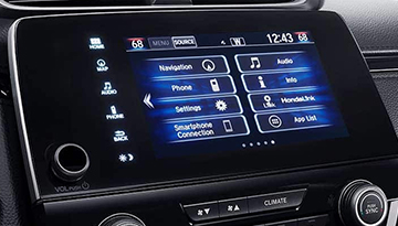 2019 Honda CR-V Dash Screen
