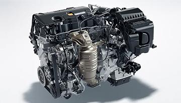 2019 Honda Civic Coupe Engine