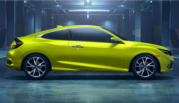 Honda Civic_Coupe 2019