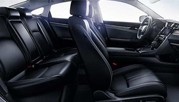 2019 Honda Civic Sedan Interior