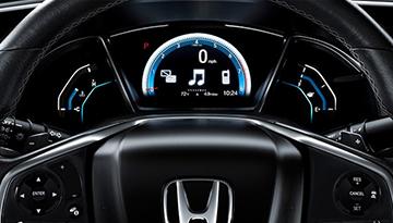 2019 Honda Civic Sedan Dashboard