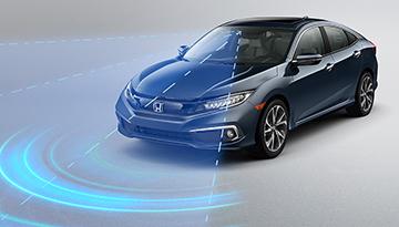 2019 Honda Civic Sedan Sensing®