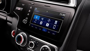 2019 Honda Fit Dashboard Screen