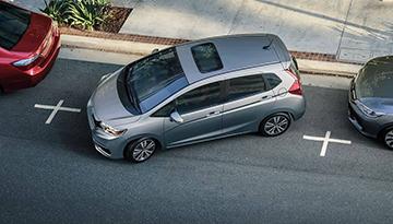 2019 Honda Fit Parelling Parking