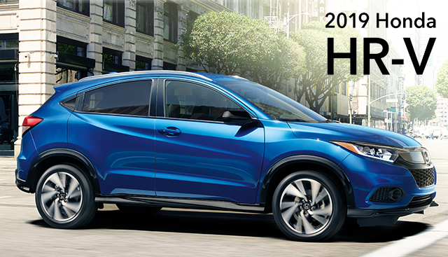 Honda Dealership Hickory Nc >> 2019 Honda HR-V vs. 2019 Toyota C-HR | Morganton NC | Serving Hickory, Asheville & Marion