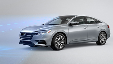 2019 Honda Insight Sensing®