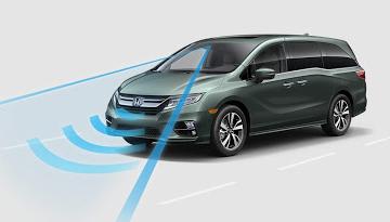 2019 Honda Odyssey Sensing®