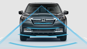 2019 Honda Ridgeline Sensing®