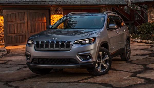 2019 Jeep Cherokee   Clinton SC   Serving Laurens ...