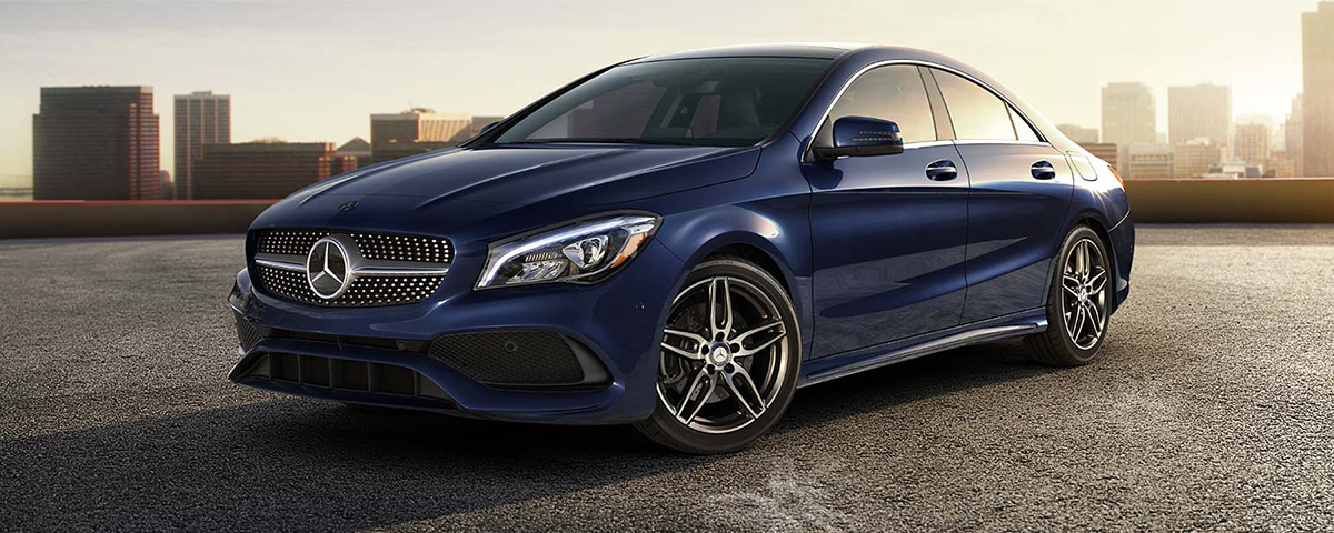 2019 mercedes benz cla coupe greenville sc near spartanburg anderson the upstate. Black Bedroom Furniture Sets. Home Design Ideas