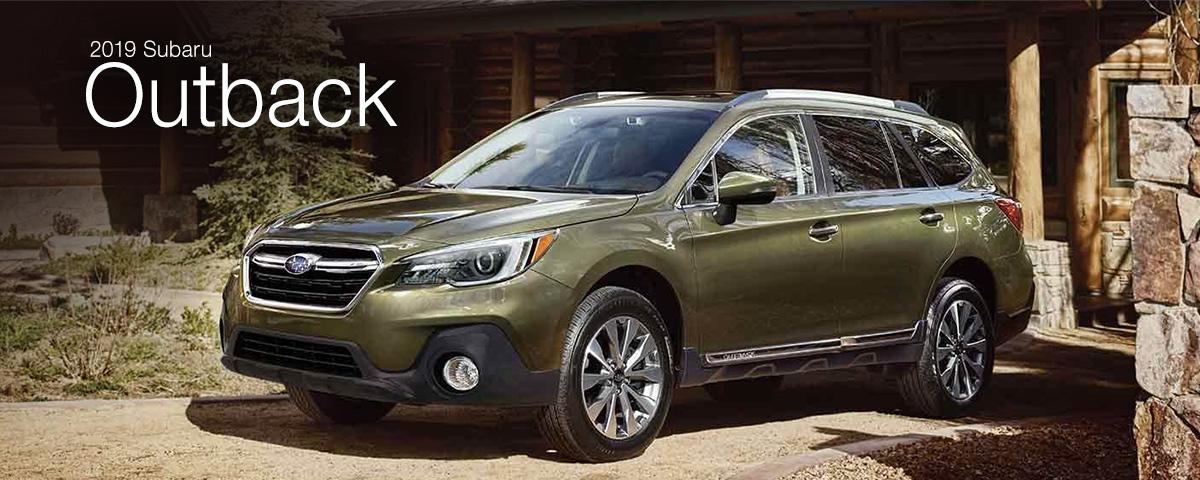 2019 Subaru Outback Hendersonville Nc Serving Asheville
