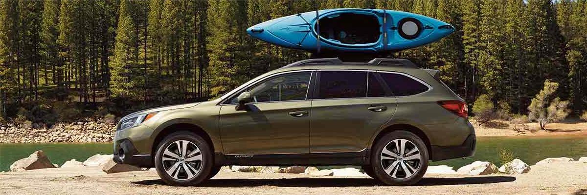 2019 Subaru Outback | Hunter Subaru in Hendersonville NC