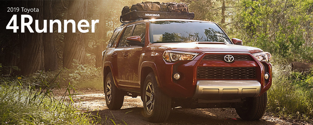 2019 4Runner Ft.Worth