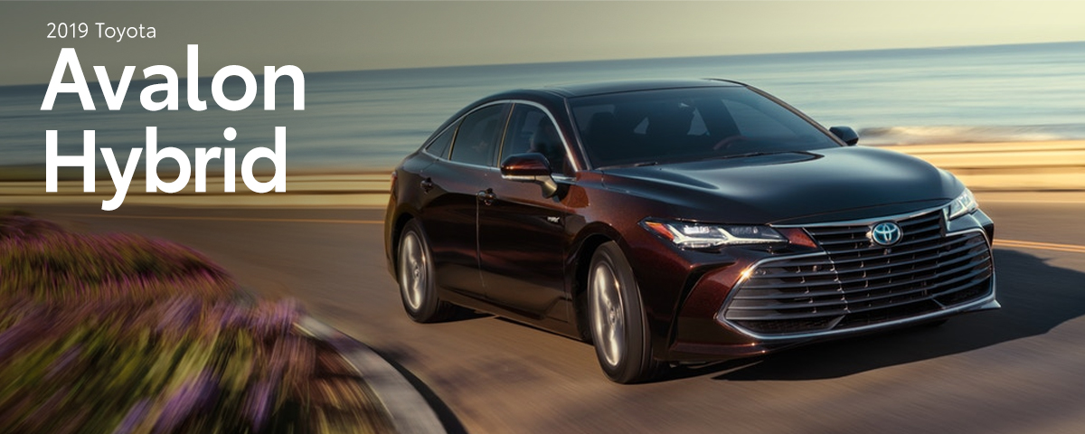 2019 Avalon Hybrid Ft. Worth