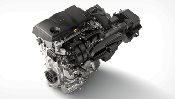 2019 Avalon Hybrid Engine