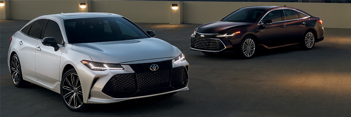 2019 Avalon Hybrid Vehicles