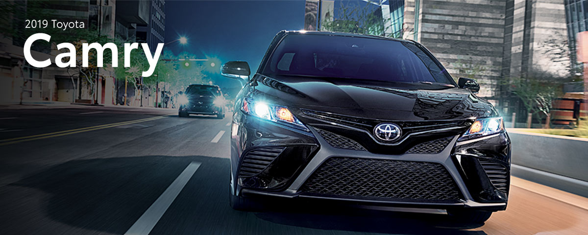 Prince Toyota | 2019 Camry