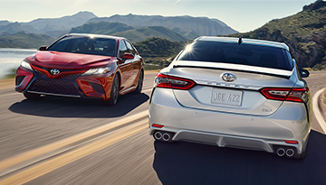 2019 Camry Vehicles