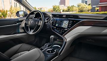 2019 Camry Hybrid Interior