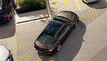 2019 Camry Hybrid Safety