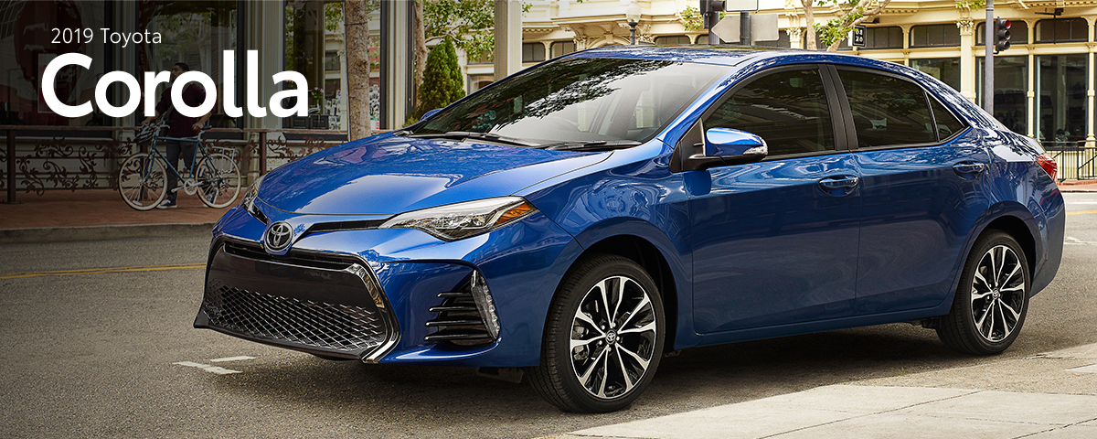 Prince Toyota | 2019 Corolla