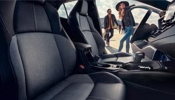 2019 Corolla Hatchback Premium Interior