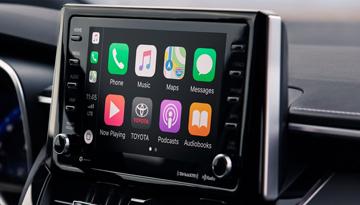 2019 Corolla Hatchback Technology
