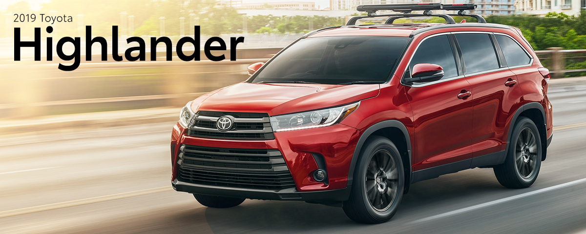 2019 Toyota Highlander Ft. Worth