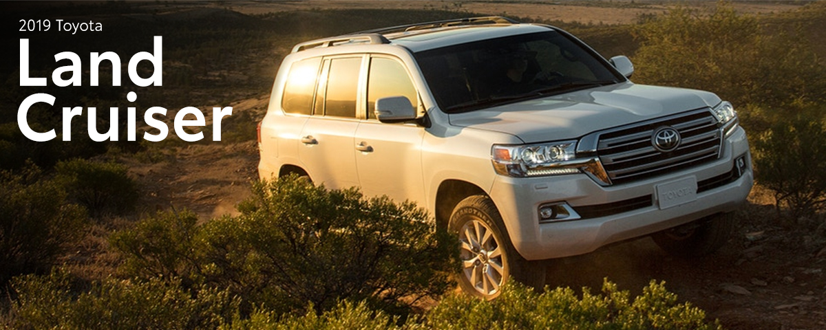 2019 Toyota Land Cruiser Ft. Worth