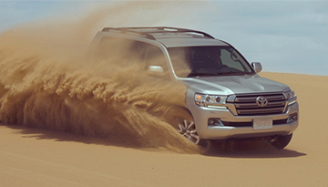 2019 Toyota Land Cruiser Off-Road