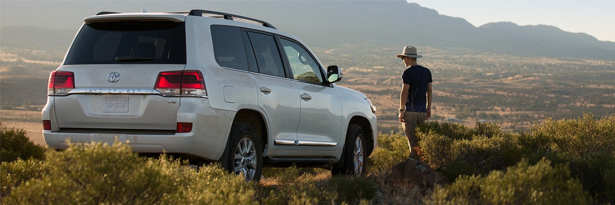 2019 Toyota Land Cruiser Outdoors