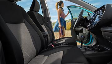 2019 Toyota Prius c Interior
