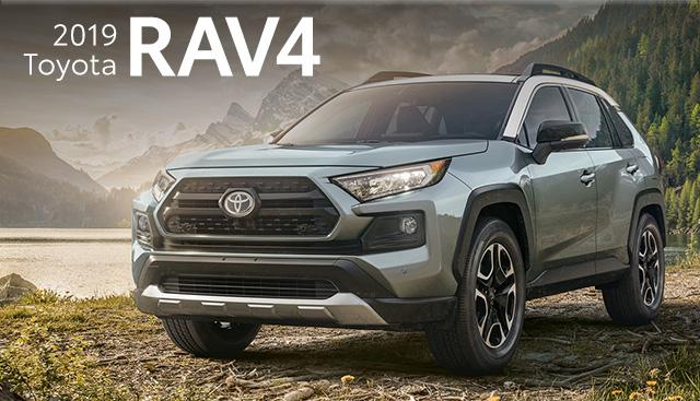 2019 Toyota RAV4 XLE Premium vs  2019 Honda CR-V EX-L