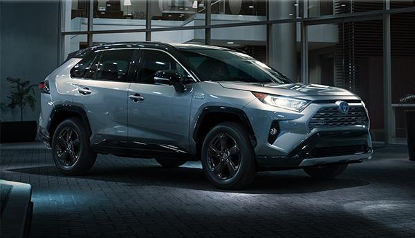 Toyota RAV4_Hybrid 2019
