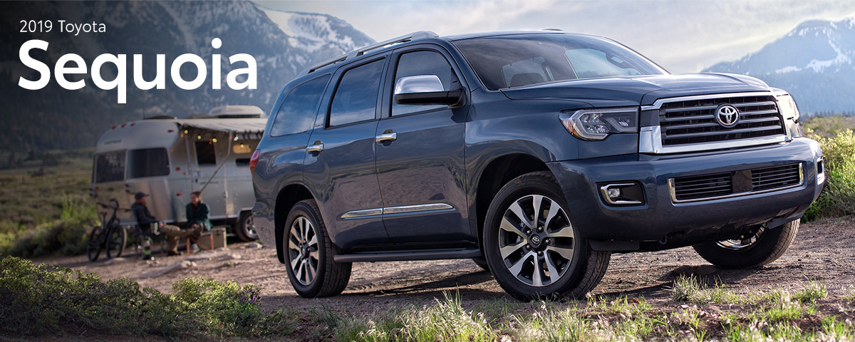 2019 Toyota Sequoia Ft. Worth