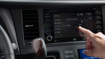 2019 Toyota Sienna Technology