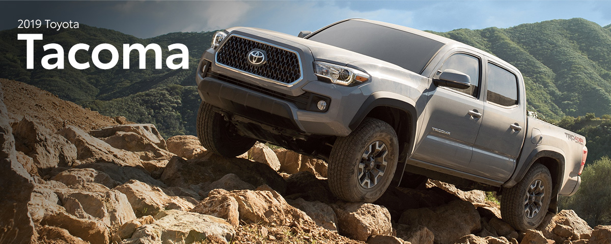 2019 Toyota Tacoma Ft. Worth
