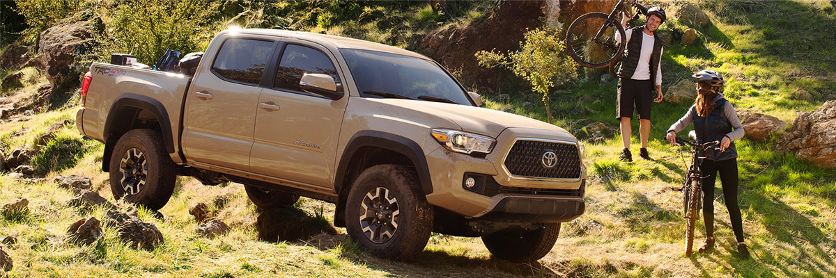 2019 Toyota Tacoma Outdoors