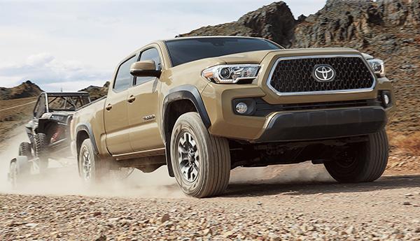 2019 Toyota Tacoma Offroad