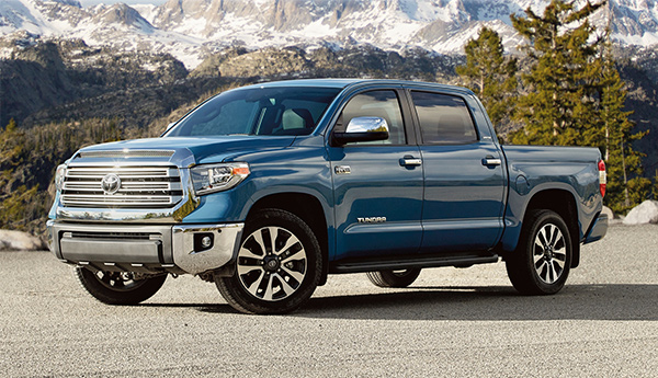 2019 Toyota Tundra Outdoors
