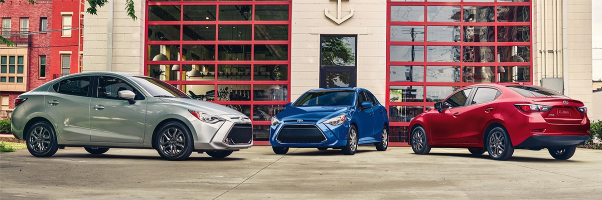 2019 Toyota Yaris Outdoors