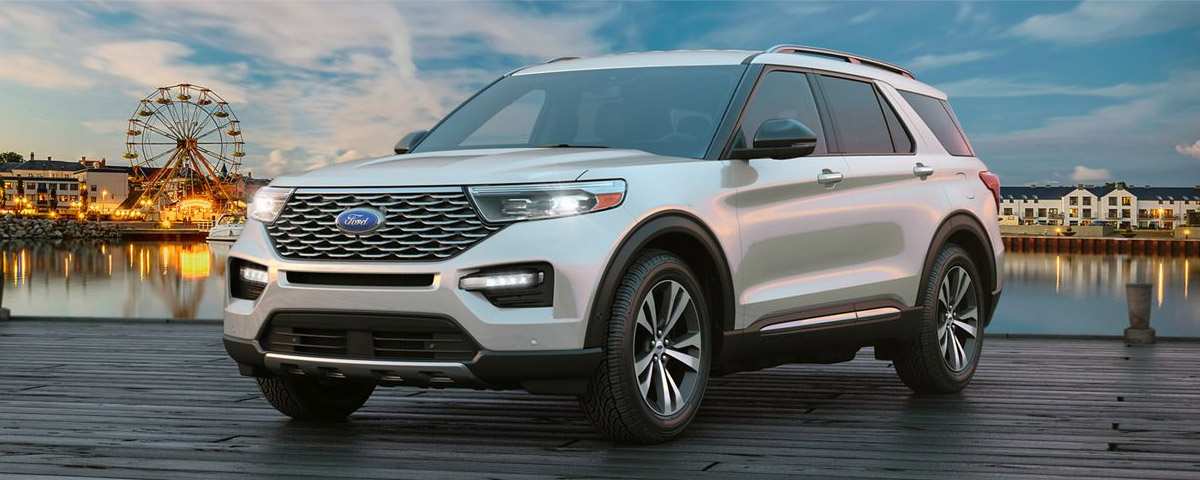 2020 Ford Explorer In Huntersville Nc