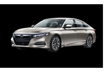 2020 Honda Accord Hybrid Hybrid